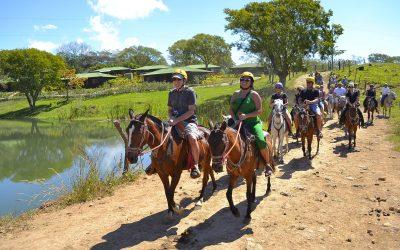 Rincón de la vieja volcano adventure tour