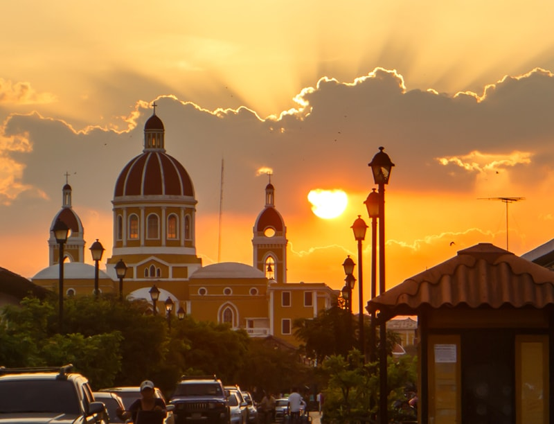 Full day tour to Nicaragua